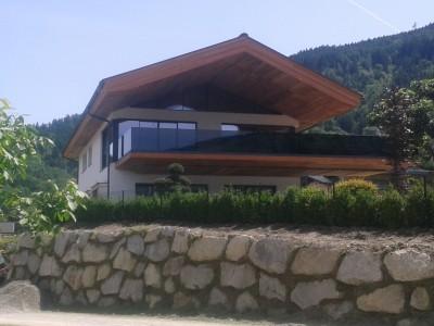 Zimmerei manfred hofer holzbau gmbh bauen mit altholz for Wohnhaus bauen