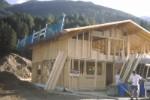 Holzriegelhaus Niedernsill